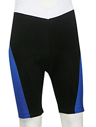Kooplus 2013 Finland Pattern Elastic Fabric Breathable Men Cycling Shorts with 6D Pad