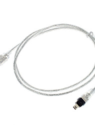 USB de 4-pin macho a macho Cable (1m)
