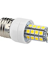 4W E26/E27 LED Mais-Birnen T 34 SMD 5050 320 lm Natürliches Weiß AC 220-240 V