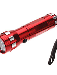 14 LED White Light Mini Flashlight(3xAAA)