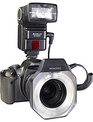 Emoblitz Di980C Dual Intelligent flash para Canon E-TTL II 7D 60D 600D 5D2