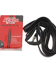 KENDA 700C 18/23C FV Rubber Material Bicycle Inner Tire