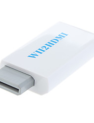 Wii 2 HDMI 1.3v Adapter Wii Display Modes (NTSC 480i 480p,PAL 576i)