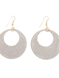 Silver Hoop Lovely Earrings