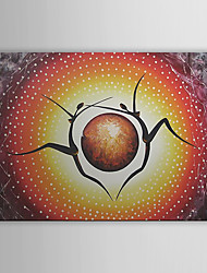 Hand Painted Oil Painting Abstract 1305-AB0572