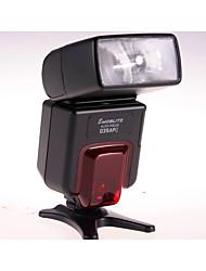 EMOBLITZ D35AFC автофокуса TTL вспышку DIGITAL для Canon E-TTL II 60D 550D 1100D