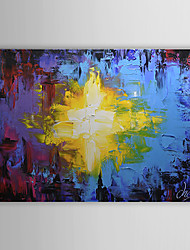 Hand Painted Oil Painting Abstract 1305-AB0584
