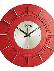 "15.4""H Number Style Wall Clock"