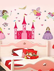 Belle Wall Sticker Fée