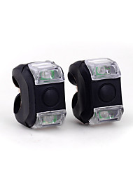 Bike Lights / Front Bike Light LED Cycling Cell Batteries Lumens Battery Cycling/Bike / Multifunction-Lights