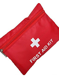 First Aid Kit First Aid Hiking Red