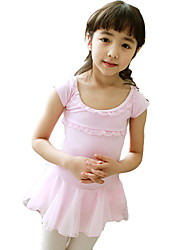 Performance Dancewear Lovely Lycra Ballet Dress For Kid Kids Dance Costumes