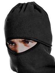 Outdoor Black Bicycle Hat
