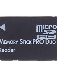 micro sd / tf Memory Stick PRO Duo de lecteur