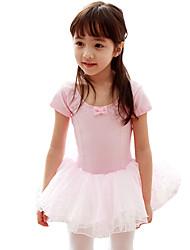 Kids' Dancewear Tutu Ballet Performance Lovely Lycra Dress(More Colors) Kids Dance Costumes