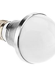 9W E26/E27 Lâmpada Redonda LED A60(A19) 18 SMD 5730 800 lm Branco Quente AC 85-265 V