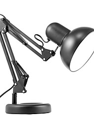 Classic Table Lamp Simple Energy-Saving Dimmable Swing Arm Design