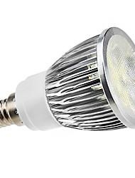 E14 5 W 5 High Power LED 450 LM Natural White PAR Decorative/Dimmable Spot Lights AC 220-240 V