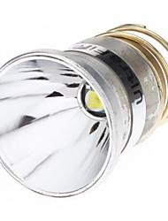 5-Mode-CREE XM-L T6 LED Bulb superfície lisa