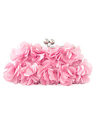 Gorgeous Chiffon Wedding/Special Occasion Evening Bag/Clutches(More Colors)