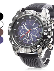 Men's Watch Sports Silicone Strap
