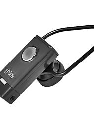 Gblue Q65 Headset Bluetooth portátil para o Galaxy S3 S4 HTC (preto)