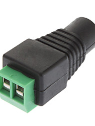 DC Female Adapter Green