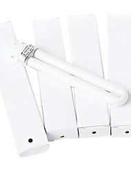 4pcs 9W Lâmpada Tube UV Kit Lâmpada