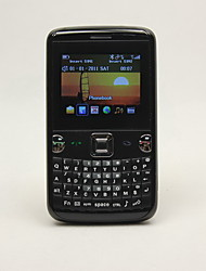 Dual SIM Cell Phone with QWERTY Keyboard (TV, FM)