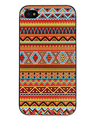 Various Images Decaled PC Hard Case for iPhone 4/4S