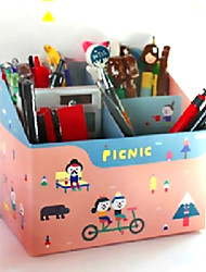 Go Picnic Table Storage Holder