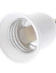 E12 a E27 LED lampadine Socket adapter