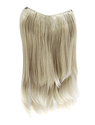 "24 ""clip-in Straight Blonde Hair Extension"