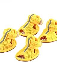 Classic Pet Dog Sandals Boots Shoes