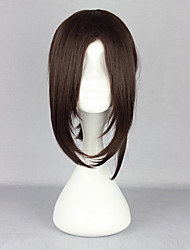 Cosplay Wigs Attack on Titan Hamaji Golden Short Anime Cosplay Wigs 38 CM Heat Resistant Fiber Female