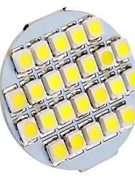 daiwl g4 1.5W 24xsmd3528 90-110lm 6000-6500k luce bianca naturale condotto la lampadina spot (12v)