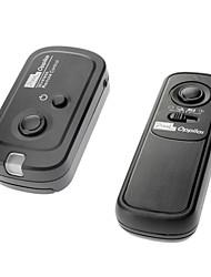 FSK 2.4GHz 16-Kanal Wireless Shuter Veröffentlichung Fernbedienung für Nikon D90/D5000/D7000
