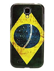 Brazilian Pattern IMD Hard Case für Samsung Galaxy i9500 S4