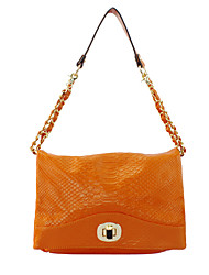 Freyja Sweet Candy Color Leather Handbag