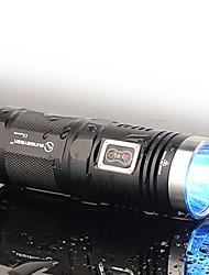 Sunwayman D40A 9-Mode CREE XM-L2 Led Flashlight (980 Lumens, AAx4)