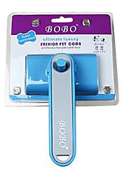 автоматический сброс расчески для собак и кошек (разных размеров) домашних животных