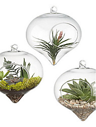 Table Centerpieces Nice Hanging Glass Vase  Table Deocrations
