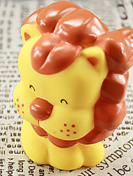 Lovely Lion Style Rubber Squeaking Toys for Dogs Cats