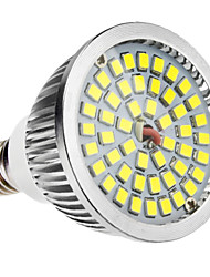 6W E14 Spot LED MR16 48 SMD 2835 650 lm Blanc Naturel AC 100-240 V