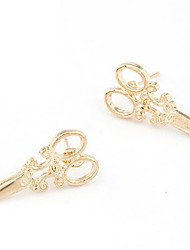 Stud Earrings Alloy Fashion Jewelry Daily