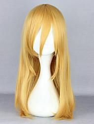 Cosplay Wig Inspirado por ataque en Titan TV Ver. Krista Lenz