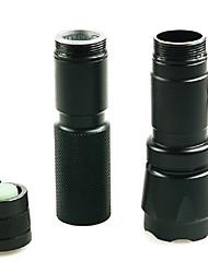 Romisen RC-N3 CREE Q3 3 Modus LED-Taschenlampe (2 * AA / 1 * 16340)