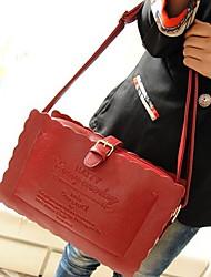 Fashion Stylish Cute Biscuit Pattern Crossbody Bag