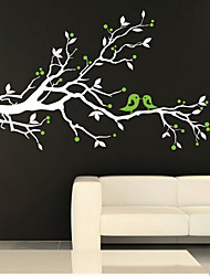 Arbre Birds Wall Sticker