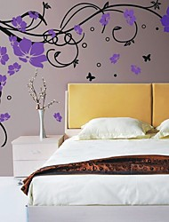 Vine Flower Wall Sticker